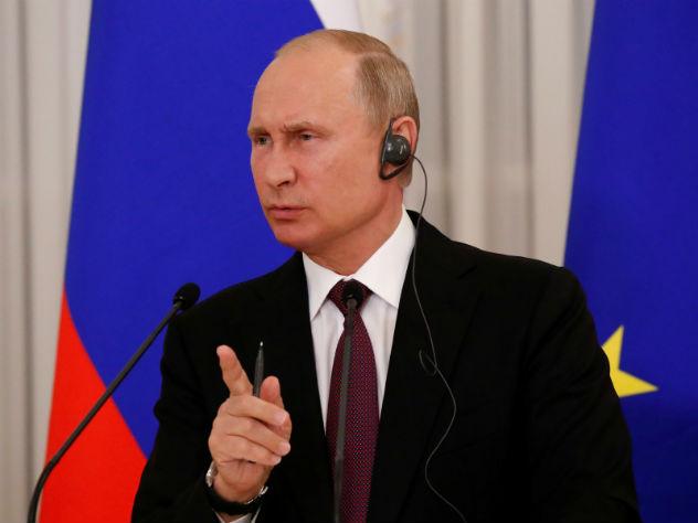 Путин анонсировал готовящуюся реформу налогообложения