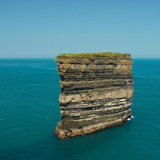 Десятка самых красивых скал мира