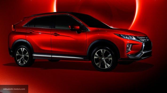 Стала известна дата начала продаж кроссовера Mitsubishi Eclipse Cross в России