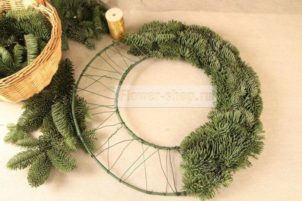 Основы для рождественских венков 129