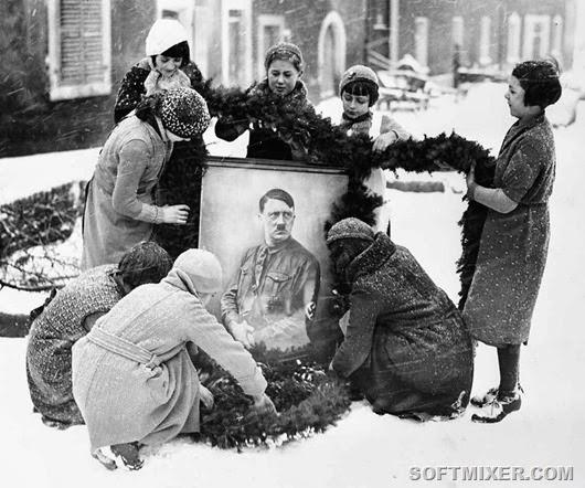 Как встречали Рождество в Третьем Рейхе