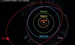Объявился новый претендент на звание девятой планеты Солнечной системы