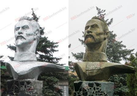 Ирония декоммунизации: Кривонос вместо Дзержинского