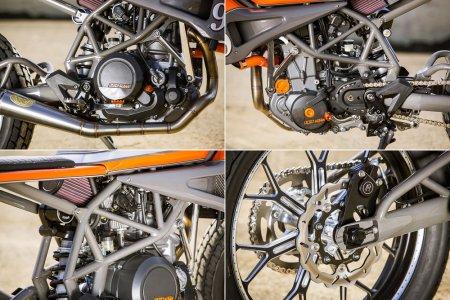 KTM Tracker Роланда Сендса - Фото 4
