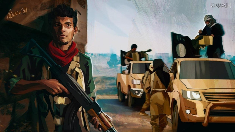 Сирия: боевики ИГИЛ активизи…