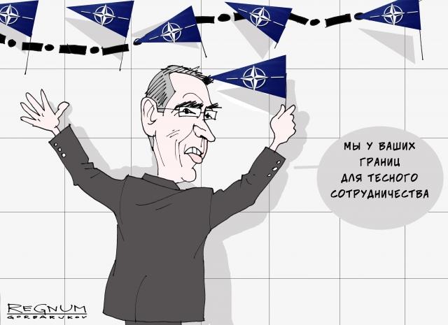 Уже серьёзно: НАТО превращает Калининград в «горячую точку»