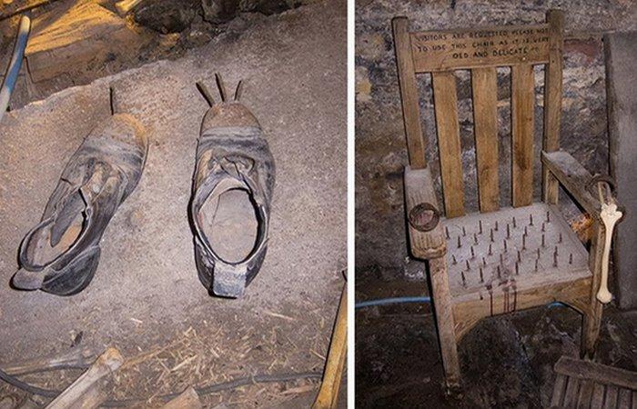 Пугающие достопримечательности: Замок Чиллингем, владелец которого знал толк в пытках