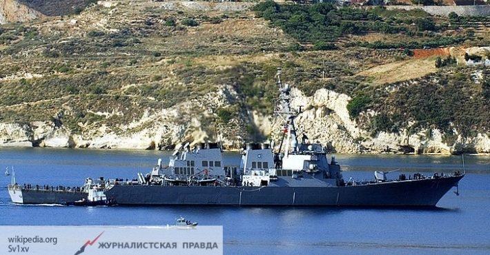 Стало известно, зачем на самом деле в Черное море вошел второй эсминец ВМС США