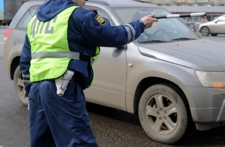 В Москве Lamborghini столкнулась с четырьмя автомобилями