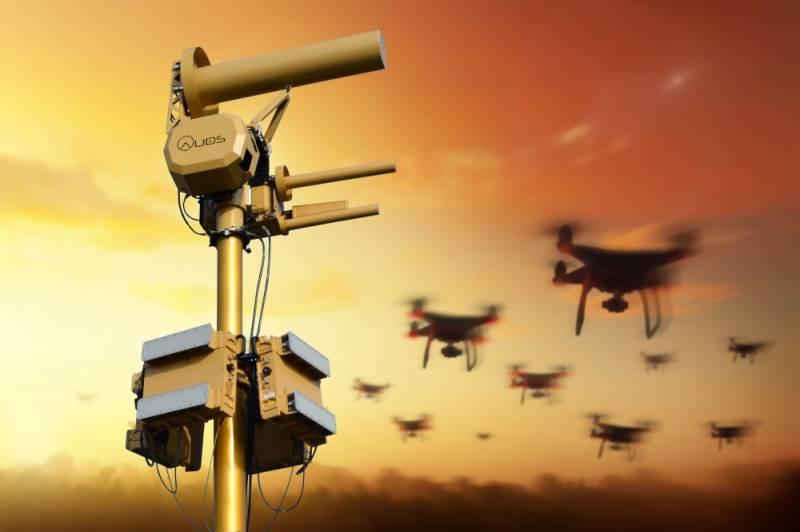Борьба с малоразмерными дрон…