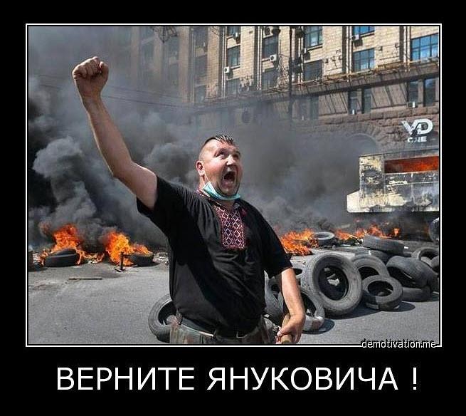 Янукович не только алчный и жестокий, он еще и трус. Поэтому он не вернется в Украину, - Луценко - Цензор.НЕТ 5915