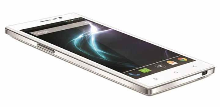 Смартфон Lava Magnum X604 оснащён 6-дюймовым 720р-дисплеем