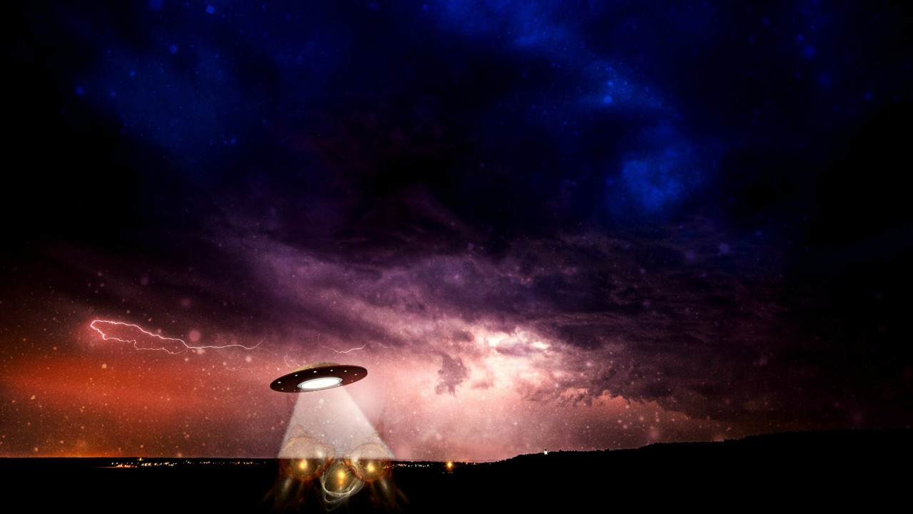Опубликовано видео с доказательством существования НЛО