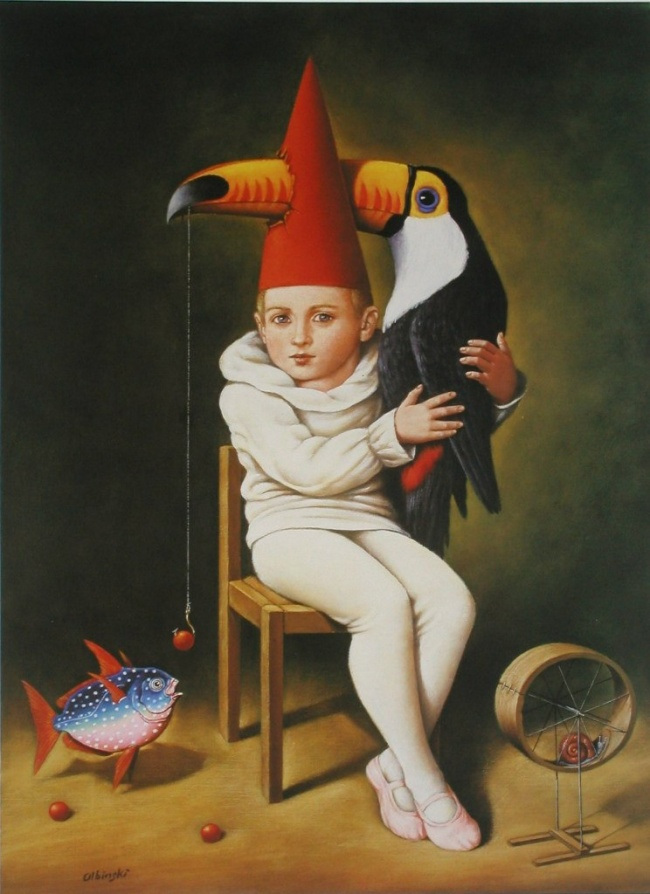 сюрреализм Рафала Ольбиньского 20