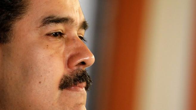 Банк Англии отказался выдать Николасу Мадуро 15 тонн золота