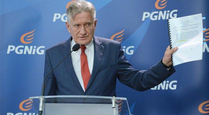 Польша ставит «Газпром» на деньги
