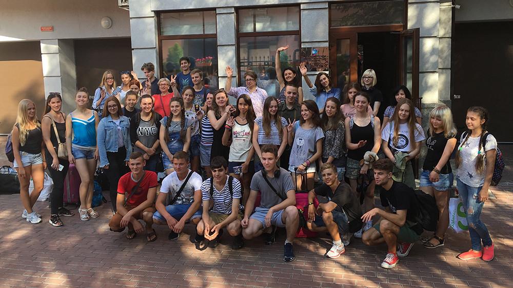 Лишние знания: как Киев возмутился ознакомительной поездкой украинских школьников в Россию