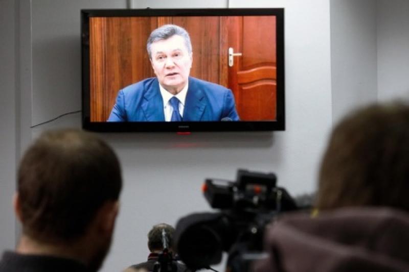 Украинские судьи отказываются  шить дело Януковичу