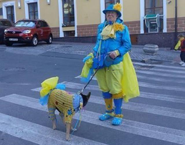 Испытание Украиной. 1-я часть