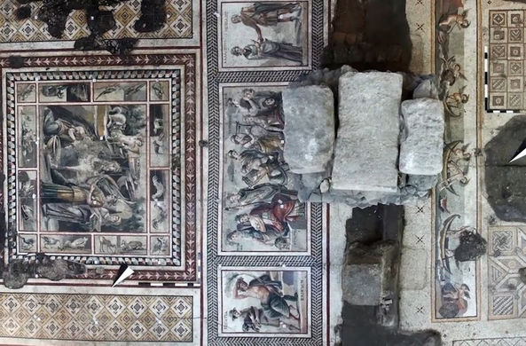 В Турции решили построить отель на древних руинах