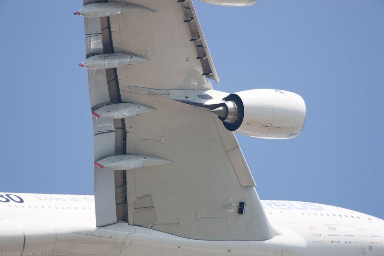 МАКС-2011  A380-861 MSN 004
