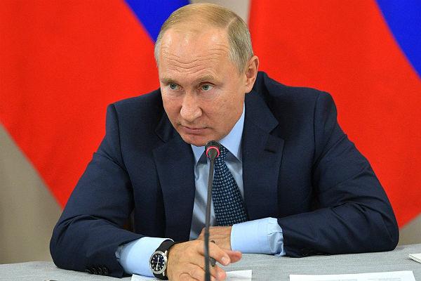 Путин утвердил госполитику в области обеспечения ядерной безопасности