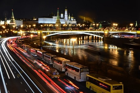 Интересные экскурсии по Москве