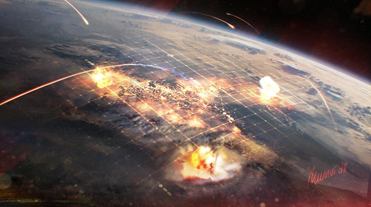 Ударный кулак возмездия: США обречены в военном конфликте будущего