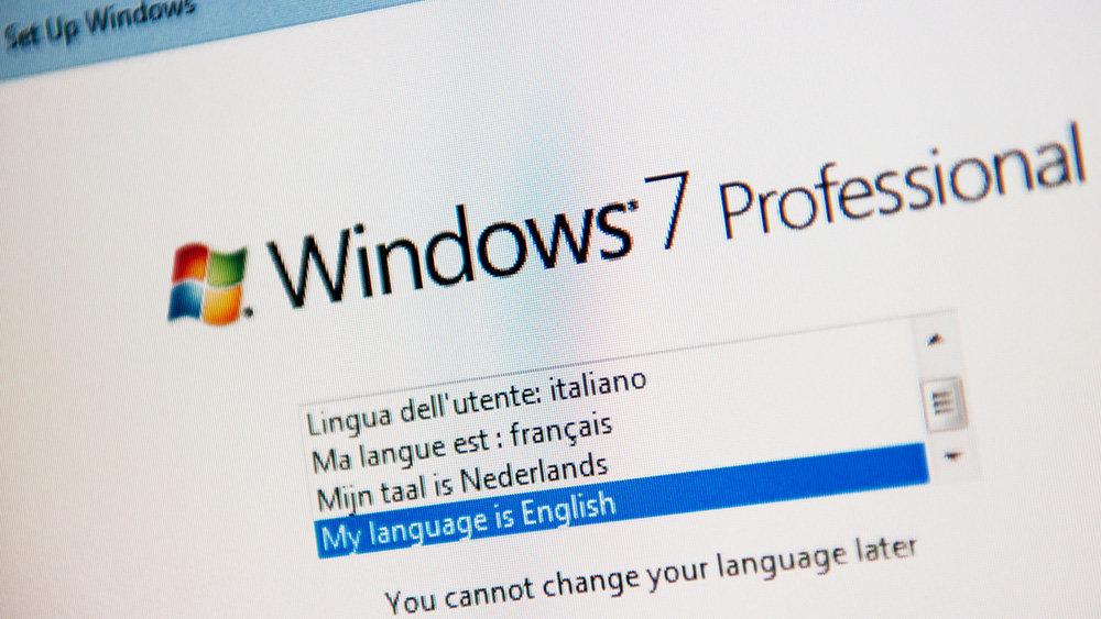 """Microsoft начала """"убивать"""" Windows 7"""