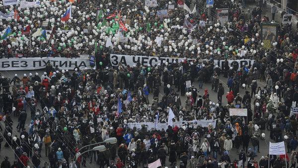 Предсказавший массовые протесты 2012 года экономист ожидает новые волнения в России