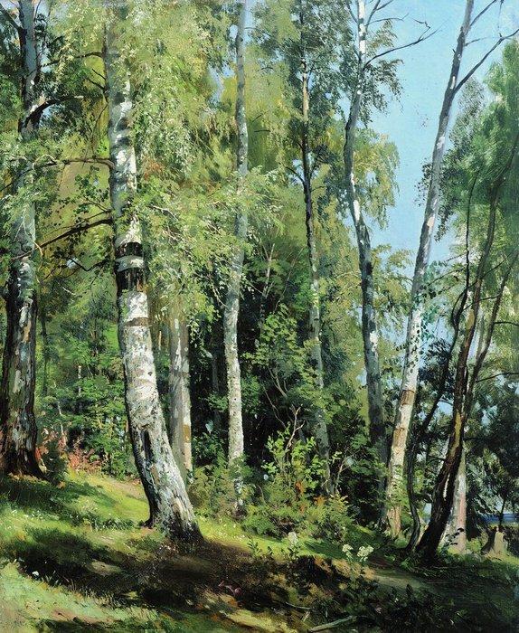 Картины Ивана Шишкина (2)
