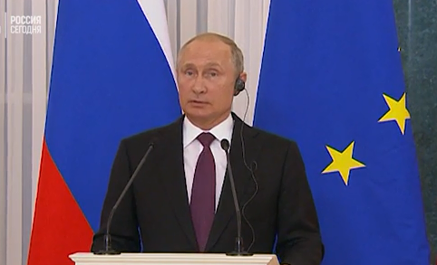 Путин прокомментировал доклад международного расследования по MH17