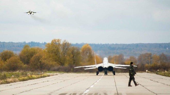 Экипаж разбившегося на Украи…