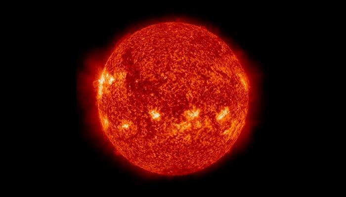 Пятна на Солнце и значимые события в истории.