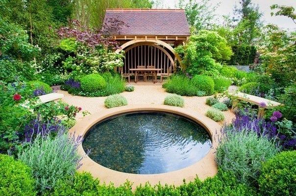 Прекрасный сад...