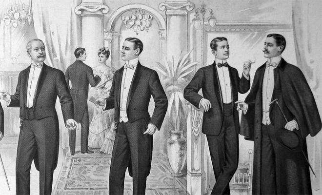 Разбираемся в типах воротников мужских рубашек