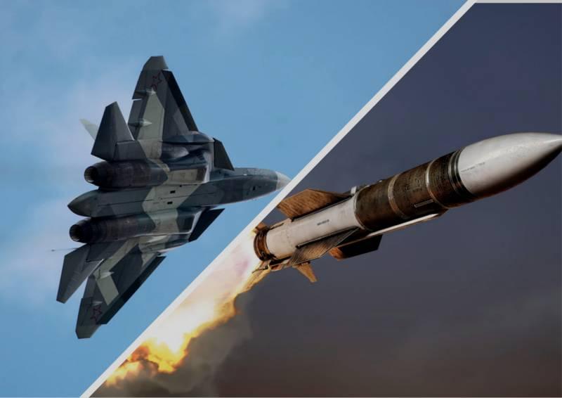 Фатальный гиперзвук! Обеспечит ли Р-37М господство над авиацией НАТО без прямоточной напарницы?
