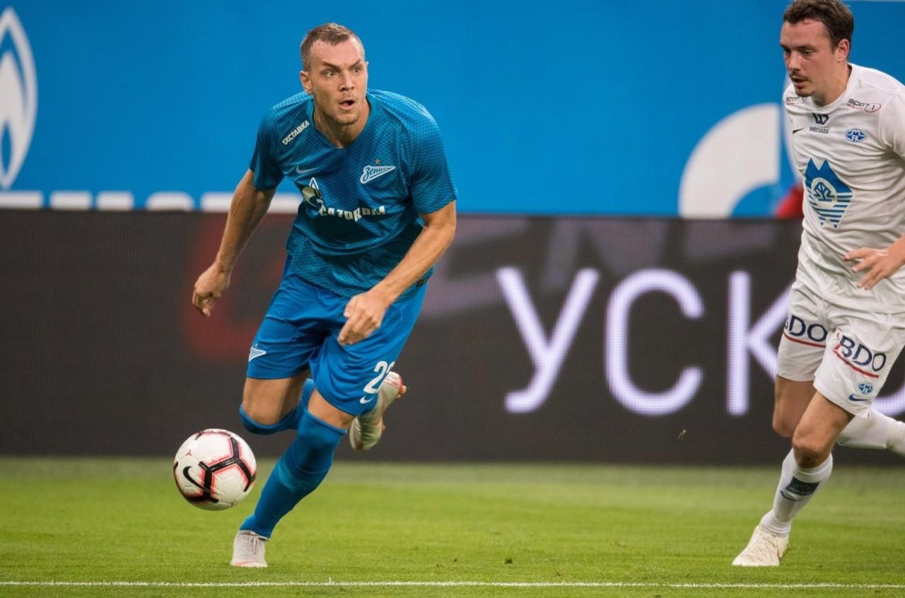 Зенит вышел в 1/8 Лиги Европы после победы над «Фенебахче»