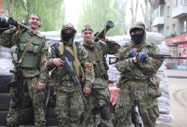 ДНР ищет тридцать тысяч добровольцев