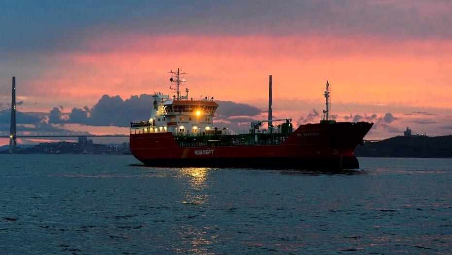 Запрет на экспорт нефти в КН…