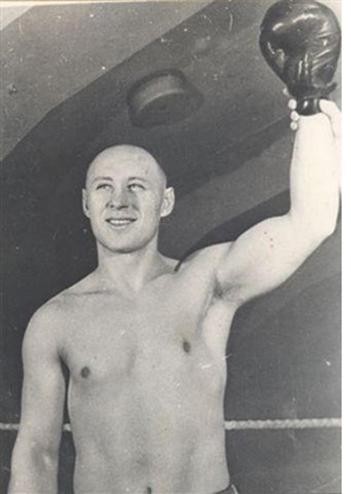 Подвиг юного боксера во Второй Мировой войне