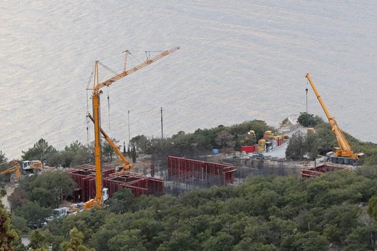 В Крыму передумали строить а…