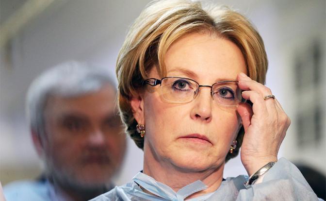 Копируя президента, Вероника Скворцова провела «прямую линию», и получила «ответку» от рассерженных россиян