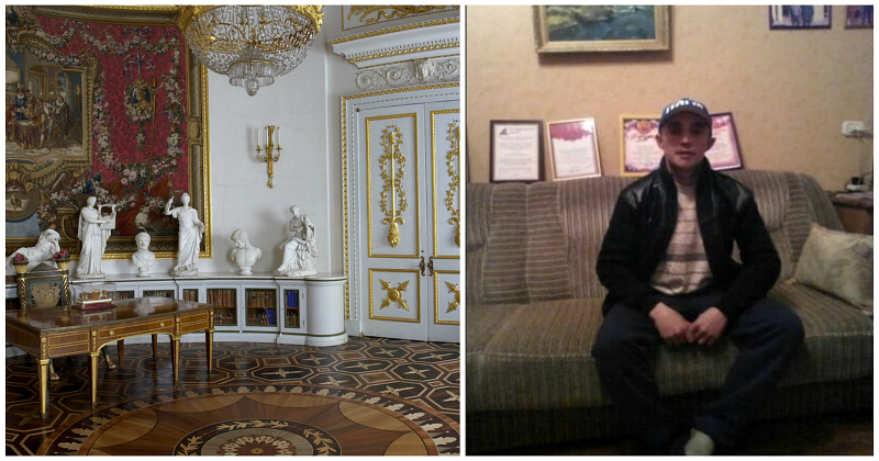 Включил режим «шальная императрица»: как пьяный сибиряк провел ночь в Павловском дворце
