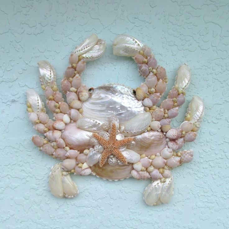 ❥ Seashell Краб
