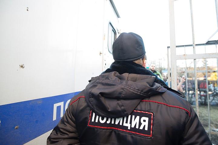 Здание Мособлсуда было эвакуировано после анонимного звонка