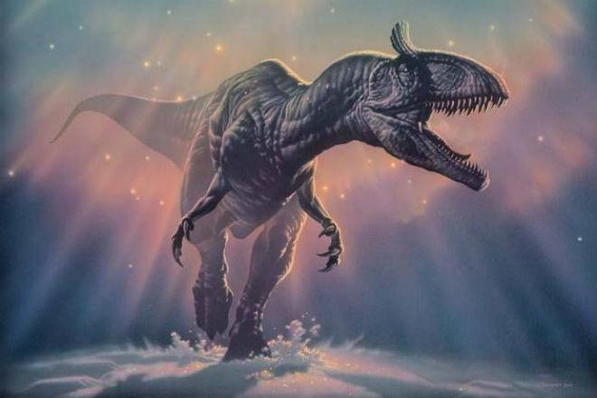 Динозавры, которые жили в Антарктиде