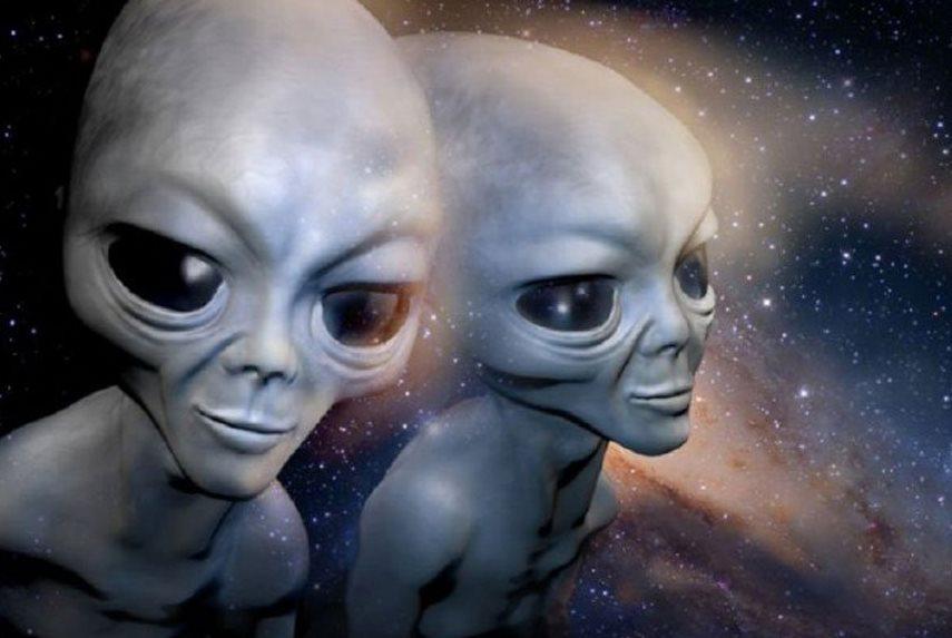 Инопланетяне принесли на Зем…