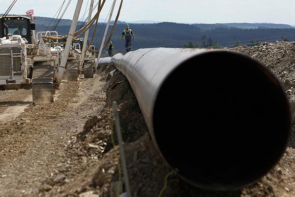 Турция запустила газопровод …