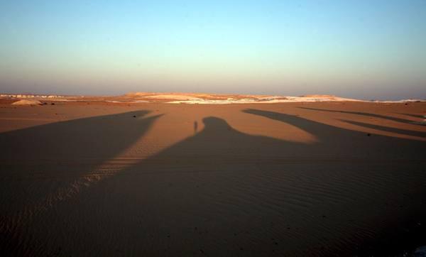 Как Сахара может обеспечить …
